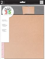Me & My Big Ideas Create 365 The Happy Planner Snap in Hard Cover - Rose Gold (Big)