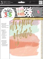 Me & My Big Ideas Create 365 The Happy Planner Cover 3 Pack - It's Your Year (Classic)