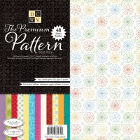 DCWV Premium Pattern Value Pack - 48 sheets