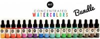 Prima Marketing Concentrate watercolor bundle (18 colors)