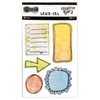 Ranger Dylusions Creative Dyary Stick Its