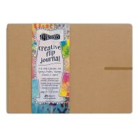Ranger Dylusions Creative Flip Journals - Large