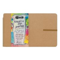 Ranger Dylusions Creative Flip Journals - Small