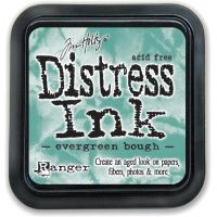 Evergreen Bough - Tim Holtz Distress Ink Pad by Ranger