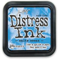 Salty Ocean - Tim Holtz Distress Ink Pad by Ranger