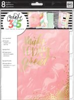 Me & My Big Ideas Create 365 The Happy Planner Dividers - Lovely Pastels