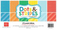Echo Park Summer Dots & Stripes Summer 12x12 Collection Kit