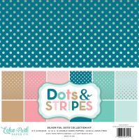 Echo Park Silver Foil 12x12 Collection Kit