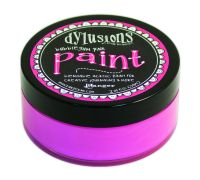 Ranger Dyan Reaveley's Dylusions Paint 2oz - Bubblegum Pink