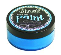 Ranger Dyan Reaveley's Dylusions Paint 2oz - London Blue