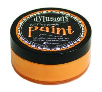Ranger Dyan Reaveley's Dylusions Paint 2oz - Squeezed Orange