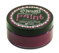 Ranger Dyan Reaveley's Dylusions Paint 2oz - Pomegranate Seed