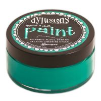 Ranger Dyan Reaveley's Dylusions Paint 2oz - Polished Jade