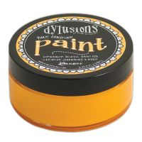 Ranger Dyan Reaveley's Dylusions Paint 2oz - Pure Sunshine