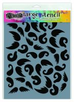 Ranger Dyan Reaveley's Dylusions Stencils - Stash of 'Tache - Large
