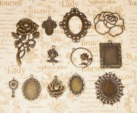 Vintage Charms hand selected by FotoBella for Graphic 45 Portrait of a Lady