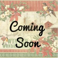 Winter Wonderland coordinating Fibers and Embellishments selected by FotoBella