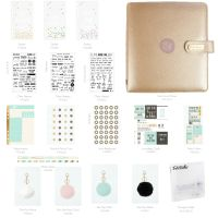 Prima Marketing Frank Garcia Planner Bundle - Fall 2016 (Planner & Embellishments)