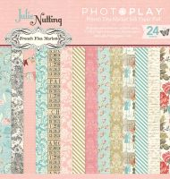 PhotoPlay Julie Nutting French Flea Market 6x6 Pad