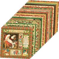 Graphic 45 St Nicholas 12x12 Paper Pack (24 sheets)