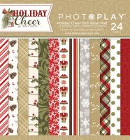 PhotoPlay Holiday Cheer 6x6 Pad