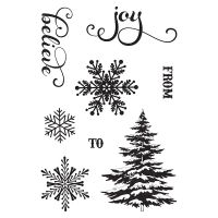 PhotoPlay Holiday Cheer Stamp Set