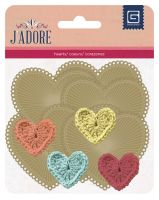 Basic Grey J'Adore - Mixed Hearts