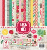 Echo Park Jack & Jill Girl 12x12 Collection Kit