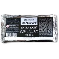 Stamperia Soft Clay 160 gr. White