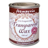 Stamperia Transparent wax 125ml