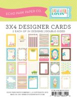 Echo Park 3x4 Summer Lovin Cards