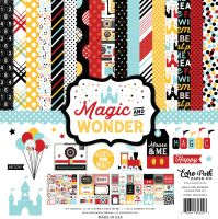 Echo Park Magic & Wonder 12x12 Collection Kit