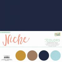 My Minds Eye Niche - Hello World Cardstock Collection Pack