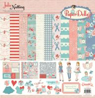 PhotoPlay Julie Nutting Paper Dolls 12x12 Collection Pack