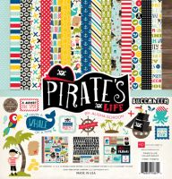 Echo Park Pirate's Life 12x12 Collection Kit