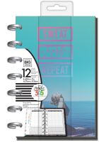Me & My Big Ideas Create 365 The Happy Planner - Mini Sweat Smile Repeat - Undated Mini Planner