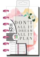 Me & My Big Ideas Create 365 The Happy Planner - Mini Wildflower - Undated Mini Planner