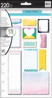 Me & My Big Ideas Create 365 The Happy Planner Snap In Sticky Notes - Donut Forget