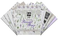 FabScraps Lavendar Breeze Double-Sided 12x12 Cardstock Pad