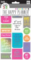 Me & My Big Ideas Create 365 The Happy Planner Stickers - Neon Rock This Day