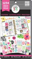 Me & My Big Ideas Create 365 The Happy Planner Sticker Value Pack - Today is the day