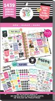 Me & My Big Ideas Create 365 The Happy Planner Sticker Value Pack - Mom Job