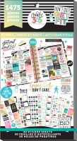 Me & My Big Ideas Create 365 The Happy Planner Sticker Value Pack - Work it Out