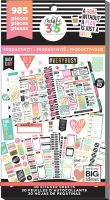 Me & My Big Ideas Create 365 The Happy Planner Sticker Value Pack - Productivity