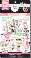 Me & My Big Ideas Create 365 The Happy Planner Sticker Value Pack - Watercolor