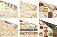 Prima Marketing Amber moon - Paper Pack (2 sheets of all 6 designs)
