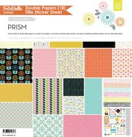 Basic Grey Prism - Exclusive Collection Pack (18 sheets + 3 Sticker Sheets)