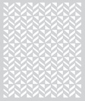 Basic Grey Flag Pattern