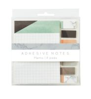 KaiserCraft Planner Adhesive Note Pads - Memo
