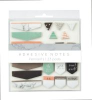 KaiserCraft Planner Adhesive Note Pads - Pennant